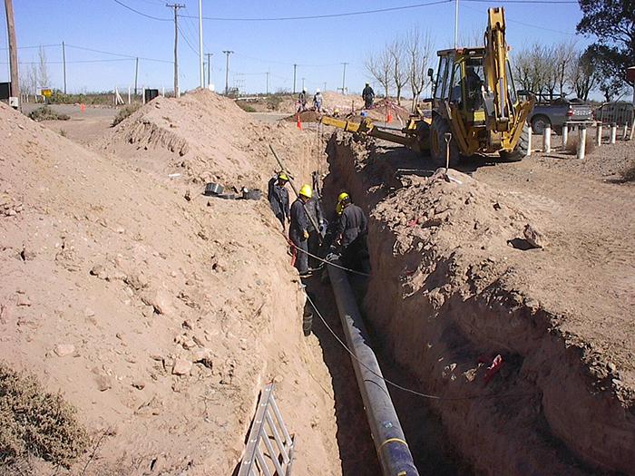 Puesto Molina pipeline
