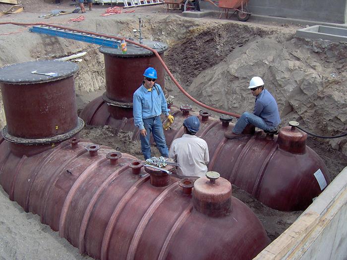 Medanito drainage sinks